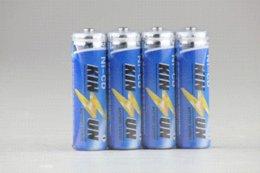 Wholesale 4 AA900mAh Ni CD Rechargeable Battery Solar Light Garden Light Battery Digital Camera Battery R C Toys Battery