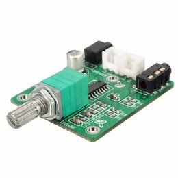 Wholesale New Electronic Circuit Board PAM8406 Digital Class D Audio Power Amplifier Stereo Assembled Board Channel W W AMP Board