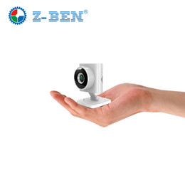 Smallest ZBEN 1280*720P HD1.0 Megapixel Wireless Mini IP Camera IPBM22 Z-BEN Hidden IP Camera Support TF Card and P2P Plug Play