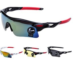 Wholesale Explosion proof sunglasses color filter outdoor sports riding a bike sunglasses driver drove anti glare eyewear night vision