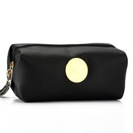 Wholesale women make up cosmetic bag with tree imitate sheepskin key bag Hot PU leather Bag L09585