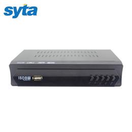 Definición entorno en Línea-ISDB-T Digital Set Receptor de señal de alta definición HD 1080P HDMI V1.3 MPEG-2 / -4 H.264 ISDB-T Sintonizador de TV para Filipinas