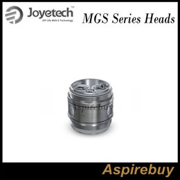 Wholesale Joyetech Ornate MGS Series Heads for ORNATE Atomizer MGS SS316L ohm and MGS Triple ohm Coils Perfectly Designed for Orante Tank