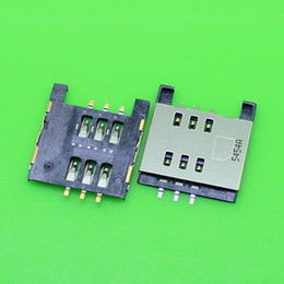 Wholesale SIM Card Tray Reader Module Holder For Motorola Atrix G MB860 ME860 MT810lx MT810 MT870 XT701