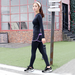 Wholesale Proud American Yoga suits the New South Korean clothing fitness yoga suit female origin supply shop agent