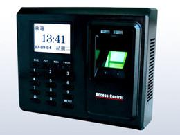 Wholesale fingerprint templates log records Fingerprint RFIDcard time Access Control allows with PC through Ethernet