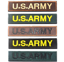 GPF-30 5.3*1.2 inch high quality Embroidered Pacthes with magic tape Armband New US Army 101st Patch Sew on patch garment accessorie