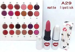 Wholesale Lipstick Brooke Candy Studio Matte Lipstick Different Colors With English Name g