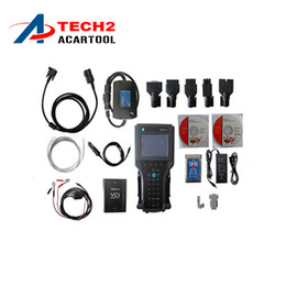 Wholesale Gm Tech Scanner Gm Diagnostic Tool High Performance Gm Tech2 Softwares with Free DHL Shipping without black box