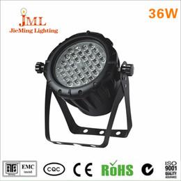 36w LED flood light application Highway IP68 RGBcolor temperature flood light Epiatal LED chip flood light