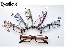 plastic reading glasses 6 colors strength power from +1.00 to +4.00 accept mixed order