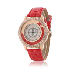 GoGoey diamond watches Korean fashion watches ladies watches female models quicksand Spot hot models