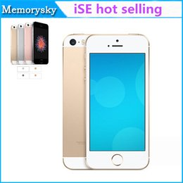 Wholesale Goophone i5 SE iSE quot MTK6572 Dual Core Android cellphone Show G GB show G Lte G smartphone
