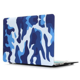 Hard Plastic Water Decal Case Cover Protective Shell for Laptop Macbook Air Pro Retina 12 13 15 inch Front Back Camouflage Starry Sky