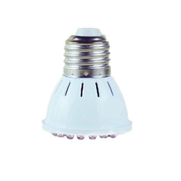Led grow bleu ampoule à vendre-E27 2W 80LM 38 LED Bleu Rouge Lampe LED pour l'usine de fleur hydroponique Ampoule LED Grow AC180-240V LED Light hydroponique croissance Lighting