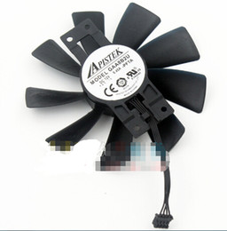 Wholesale Sapphire R9 G D5 R9 G D5 OC GAA8B2U PFTAVideo Graphics Card Cooling Fan