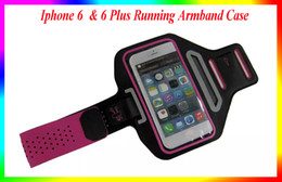 WaterProof Sport Running Armband Pouch Case Cover Workout Armband Holder Pounch For Apple iphone 6s 6 Plus