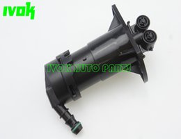 Wholesale Right Headlight Cleaning Washer Nozzle Pump Headlamp Washer Cylinder For Audi A6 C6 S6 OEM F0955102 F0