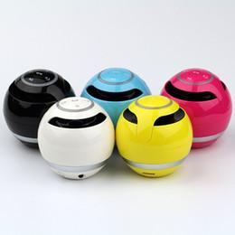 Acheter en ligne Boîte de haut-parleur de radio-20pcs / lot YST175 Haut-parleurs Bluetooth Haut-parleur Portable Sound Box avec microphone TF carte FM Radio LED Light Livraison gratuite