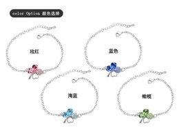 Wholesale Korean Women Beaded Bracelets - New Hot Sale Trendy Fashion Color Multilayer Charm Bracelet & Bangle For Women Fashion Jewelry Bracelet Free Shipping Korean cute flash