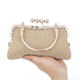 New Fashion Rhinestone Women's Clutch Bag High Quality Women Handbag Clutch Evening Bags Female Clutches Handbag Free Shipping