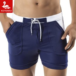 Wholesale-Taddlee Brand Sexy Men's Swimwear Swim Beach Board shorts swim trunks Swimsuits Bathing Suits Men Swimming Boxer Surf Wear Gay