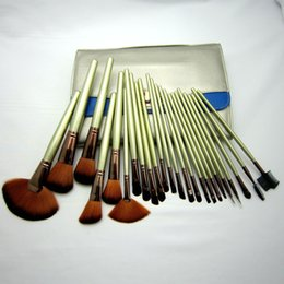Wholesale 24 sets of advanced nylon hair brush package beauty tool sales