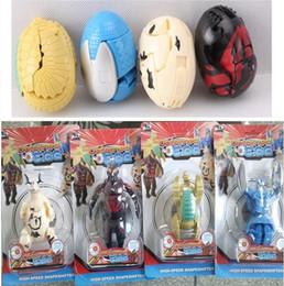 Wholesale The original suit OTT egg monster ultraman toys deformation dinosaur eggs educational children s birthday gift
