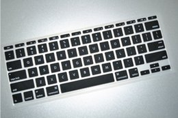 Wholesale hot sale notebook laptop keyboard protector film color printing silicone macbook retina keyboard cover