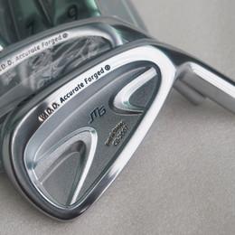 Hot sale New mens Golf clubs Heads MG CB-2007 Golf iron Heads 4-9P Irons club heads Free shipping