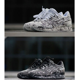 Wholesale Mens And Womens GEL LYTE III Marble Injection Sneakers Sports Runing Shoes