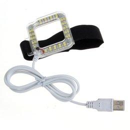 Wholesale Led For Gopro - 2016 Wholesale USB Lens Ring LED Flash Light Shooting Night For Sport Camera GoPro Hero 3+ 4,WSM5010507