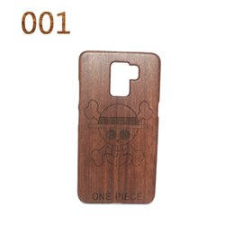 Wholesale Original Natural Bamboo wood Phone Cases For Huawei Honnor Hard Back Cover Case Capa Shell Cover Accessories Housing