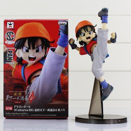 Wholesale Anime Dragon Ball SCultures BIG Pan PVC Figure Collectible Model Toy High Quality