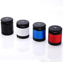 Wholesale 2016 Newest Mini Stereo Speaker Support TF Card Function Bluetooth Speaker Handsfree Function Best Wireless Speakers Online N10