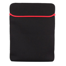 Wholesale 10 inch Protective Bag Neoprene Soft Sleeve Pouch Case Bag for quot quot quot Tablet Notebook Apple MacBook Lenove ASUS DELL Laptop