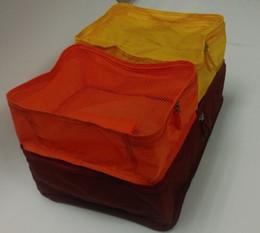 Wholesale Waterproof Travel Organizer Pouch Women Handbag Clothes Underwear Wash Storage Bag S L