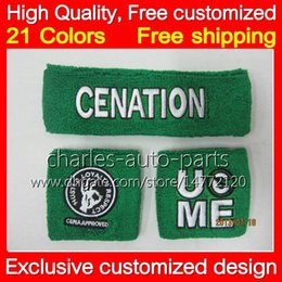 VIP HOT NICE !! 100%NEW Green wristband John cena Free shipping green sweatbands wristbands sweatband and free shipping