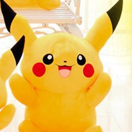 Pikachu Plush dolls 20cm(8inch) Poke plush toys cartoon poke Stuffed animals toys soft Christmas toys best Gifts