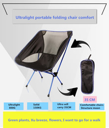New arrival ultra-light portable outdoor folding chairs' camping supplies back reinforcement' single network structure casual canvas chair