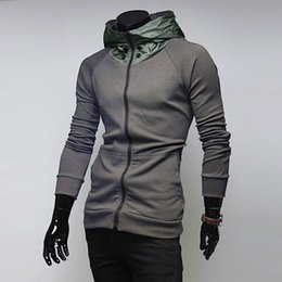 Wholesale Cheap Designer Hoodie - New Casual Tracksuits For Mens Sports Cheap Hoodies 2014 Designer Hoodies Sports Suit Sportswear Slim Mixed Colors Hooded M-XXL