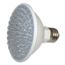 2017 led grow bleu ampoule 110V 220V Dimmable UFO LED Grow Lumière E27 ROUGE ET BLEU 80 LEDs Hydroponique Garden Flower Grow ampoule pour la plante croître la croissance peu coûteux led grow bleu ampoule