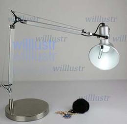 metal table lamp modern design desk lamp mechanical table lighting height and direction adjustable design lighting