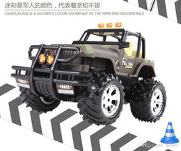 digidea remote control cars, SUVs children's toys, remote control car model super, super ruggedness with rechargeable battery