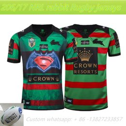 Wholesale NEW Zealand NRL rabbit Rugby jersey one two team ALL BLACKS RWC Super RUGBYNRL the star premiership Queensland rugby jerseys Shirts
