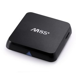 Wholesale M8S Plus Android Tv Box GB GB Android S812 Quad Core With More Than Kodi Apps Ott Media Player