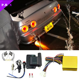 Wholesale Exhaust Flame Thrower Fire Burner Afterburner Kit for Car Truck ATV Scooter with Gasoline Engine