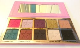 Wholesale IN Store Five Star Beauty Killer Eyeshadow Palette Colors Eye Shadow Makeup Cosmetics Highlight from janet