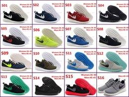 Wholesale 2016 Roshe Run Shoes Fashion Men s Women s Roshe Running London Olympic Walking Sporting Shoes Sneakers