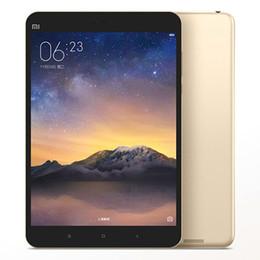Promotion tablettes quad core Original Xiaomi Mipad 2 Mi Pad 2 PC Windows 10 Tablet avec appareil photo 7,9 pouces 2 Go de RAM 64GB ROM CPU Intel Quad Core Multi Touch double 8.0MP Blanc